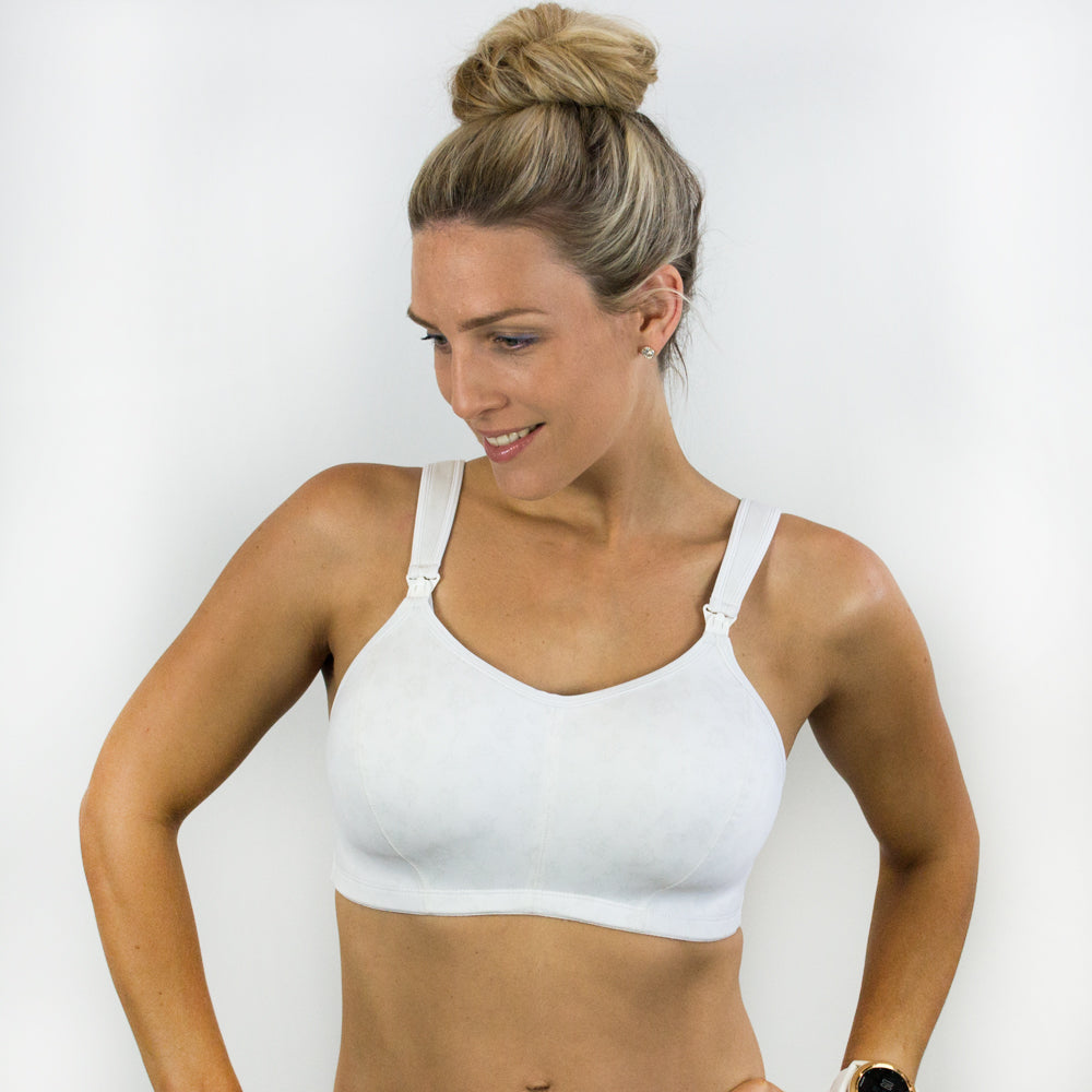 Cadenshae Ultimate Nursing Bra - Whisper