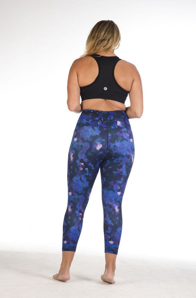 Active Truth Ultimate 7/8 Length Tight - Water colour