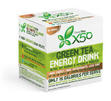 Green Tea X50 Ice Coffe 60 Serve - Move Your Body