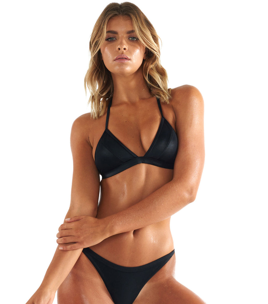 Lurv Untamed Bikini Top - Move Your Body