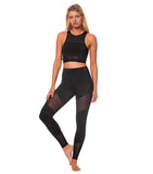 L'urv Natural Forces Black Leggings