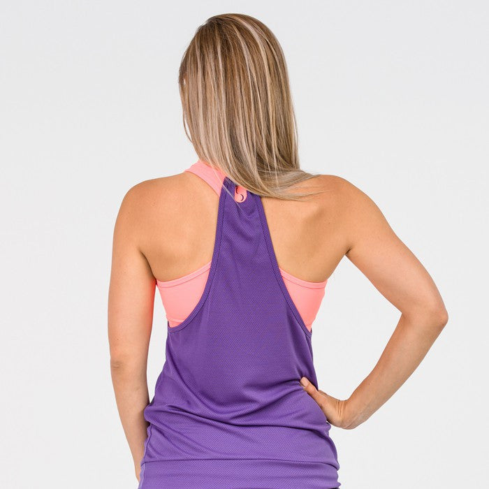 Cadenshae Loose Fit Tank - Move Your Body