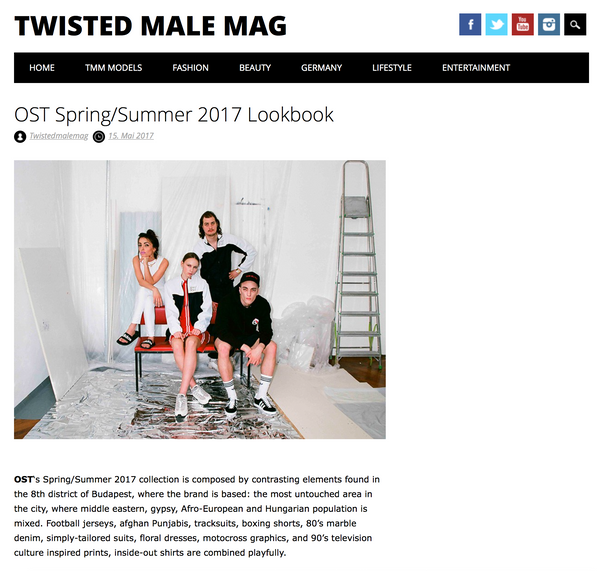 twisted male mag ost clothing easterneurope
