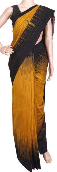 * Intro price Rs.200 Off * Traditional Raw silk saree with buta allover body - 61015A
