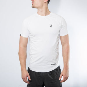 Core Lifestyle T-Shirt - White - Arize Lifestyle