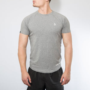 Core Lifestyle T-Shirt - Grey - Arize Lifestyle