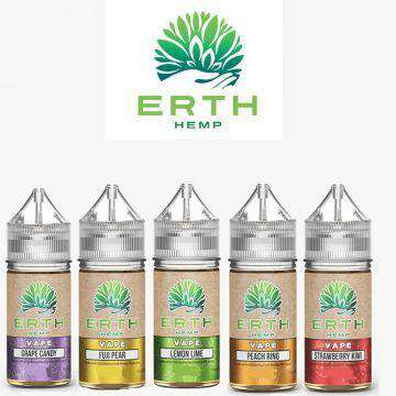 Erth Hemp 1000mg CBD Hemp Oil Isolate E-Liquid 30ML - icbdoil.com