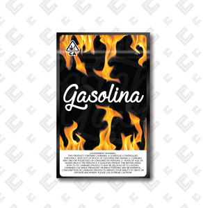 labeled bags - Gasolina