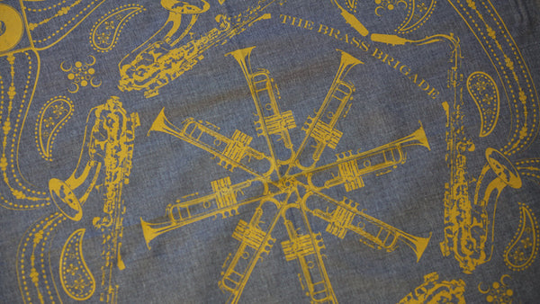 The Brass Brigade Bandana