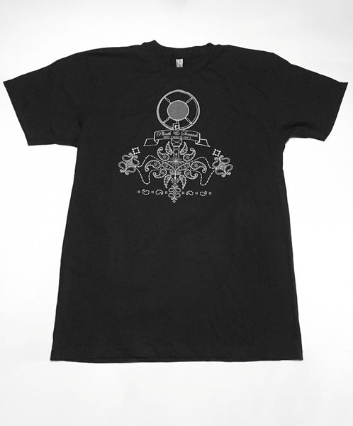 Mic Check On 1 Black T-Shirt