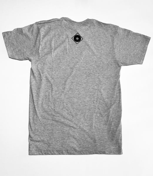 ANALOGUE SOUL SESSIONS HEATHER GREY T-SHIRT