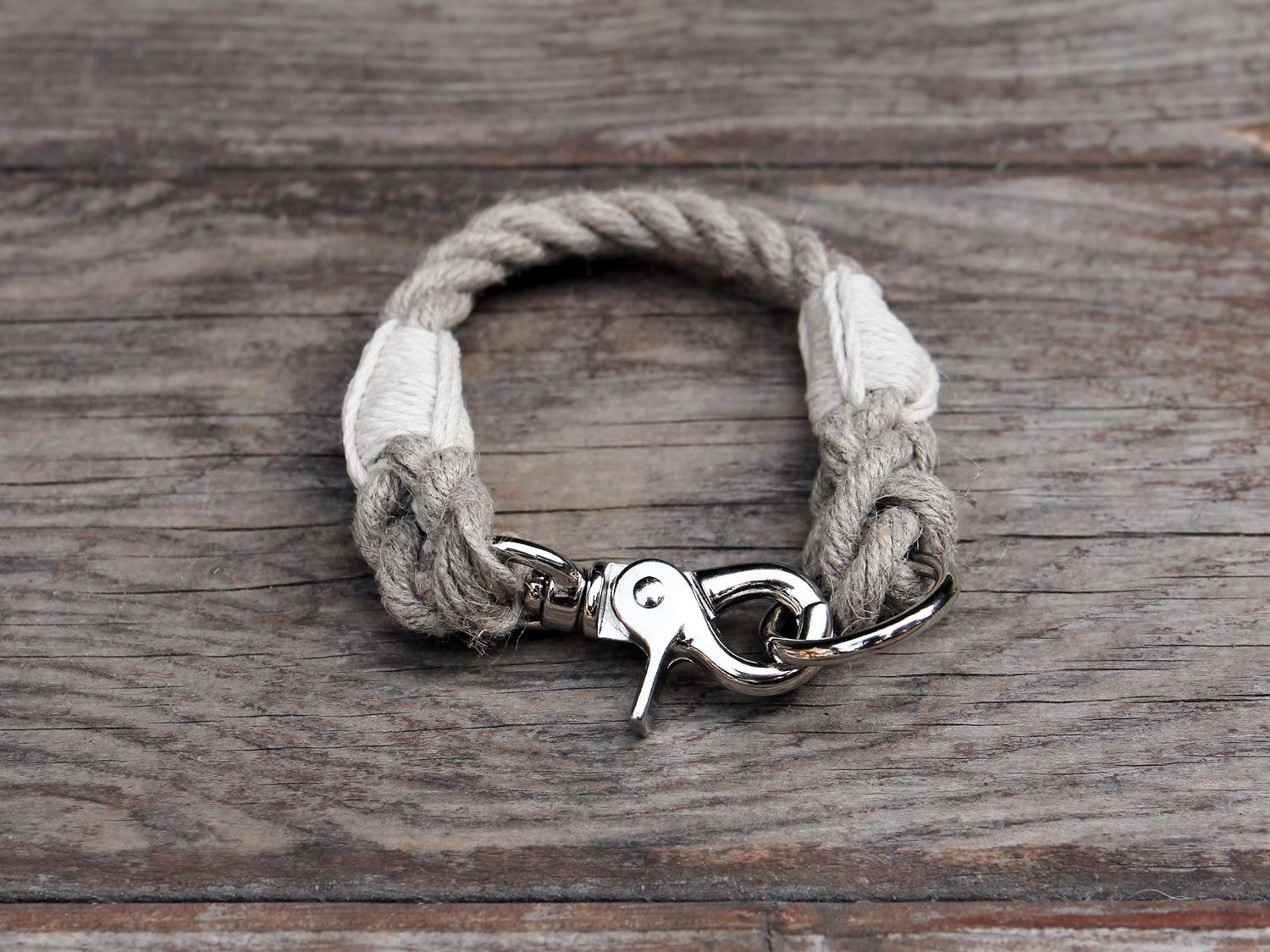 Hemp Rope Collar Extra Small
