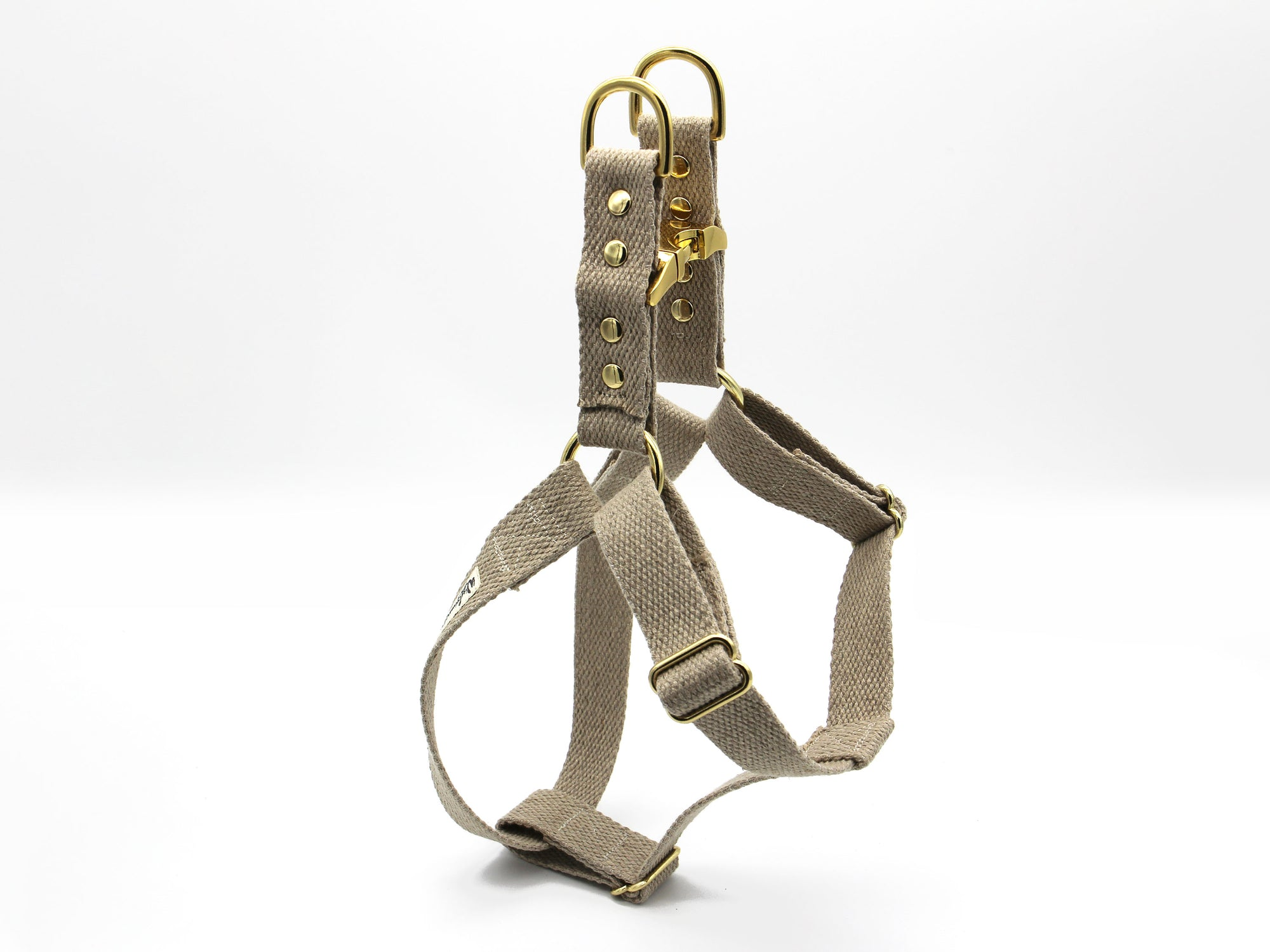 Just Hemp Adjustable Step-In Dog Harness
