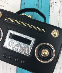 2Day's Fav: 90s Retro BoomBox Bag