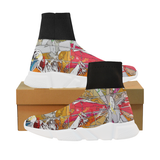 Signature Burst Mock Sock Shoes
