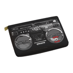 Gray Area BoomBox  Carry-All Pouch 12.5''x8.5''