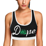 Dope Rose Workout set - Mint
