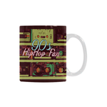 90s HipHop Fan mug