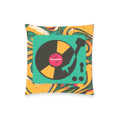 4 The Record & Calypso pillow covers