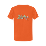 Rap Battle Tee - Orange