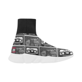 Grayscale mixtape mocksock Shoes - ladies