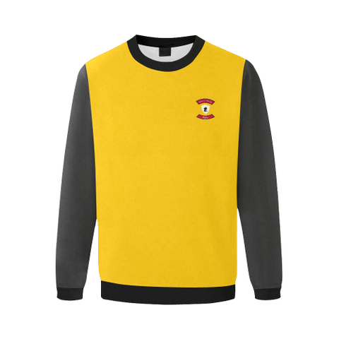 Calypso Yellow Sweatshirt - Mens (Big&Tall)