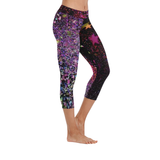 Glow Up Low Rise Capri Leggings