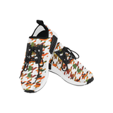 Kente Houndstooth Runners - Shoes
