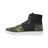 CamoRose High Tops