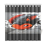 "Koi Shower Curtain 72""x72"""