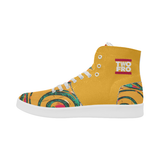 Gold Calypso HighTops - Mens (up to sz 14)