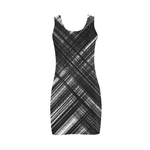 Mad Plaid Sleeveless Dress : 12 Colors