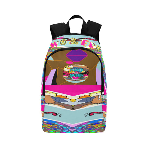 Snack Queen backpack