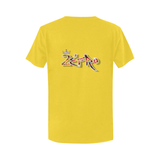Rap Battle Tee - Yellow
