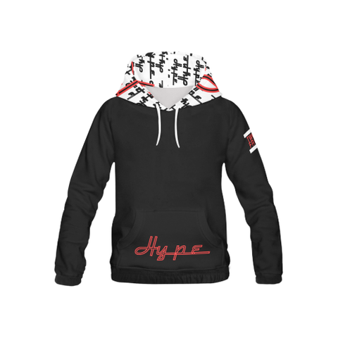 The Most Hype Hoodie - Kids (Red)