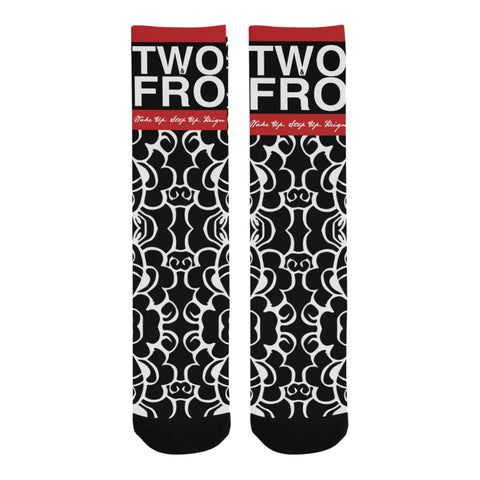 Top StrHYPED Motto socks