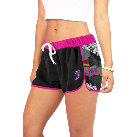 Fly Girl Camo shorts