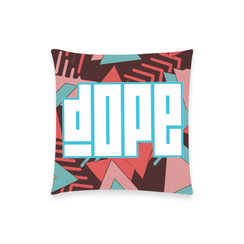 DOPE pillow case covers - 18x18""