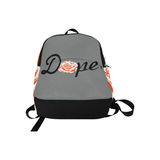 Dope Orange Rose Backpack