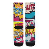 Woke Comic Socks