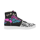 Fly Girl Ladies High Tops (size 6-11)