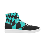 Checkmate! High Top Sneakers