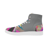 Pink ButterFLY Girl HighTops