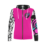 Fly Girl jacket - Fly Girl 5 Pink