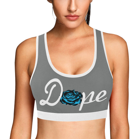 Dope Rose Workout set - The Blues