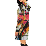 Licorice Flava' ShirtDress hoodie