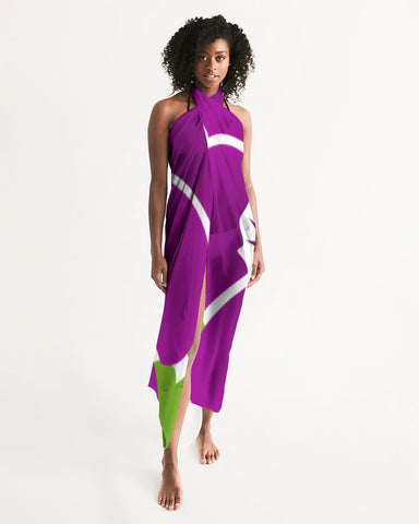 Violet Swim Cover Up