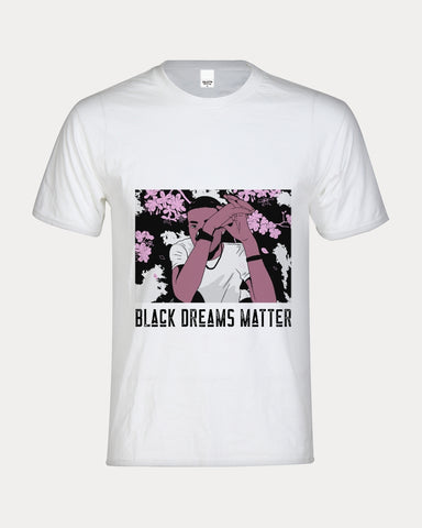 Black Dreams Matter Kids Graphic Tee