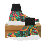 Dope Calypso Rose Mock sock Shoes