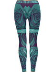 Dope Rose leggings - Blue
